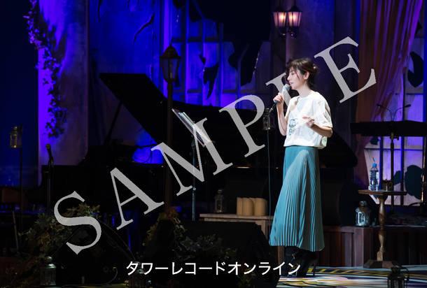 Blu-ray&DVD『JUN SHIBATA CONCERT TOUR 2019 月夜PARTY vol.5 ~お久しぶりっ子、6年ぶりっ子~』タワーレコードオンライン特典ポストカード