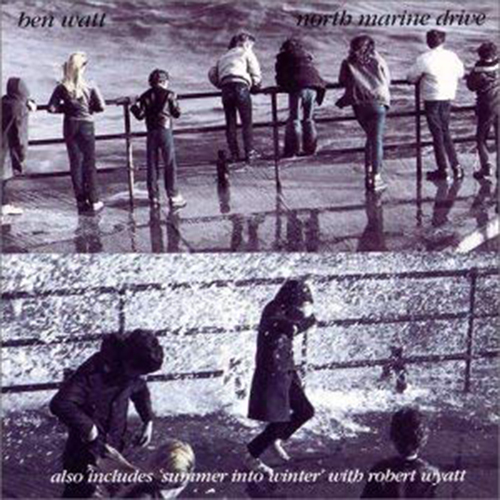 『North Marine Drive』('83)/Ben Watt