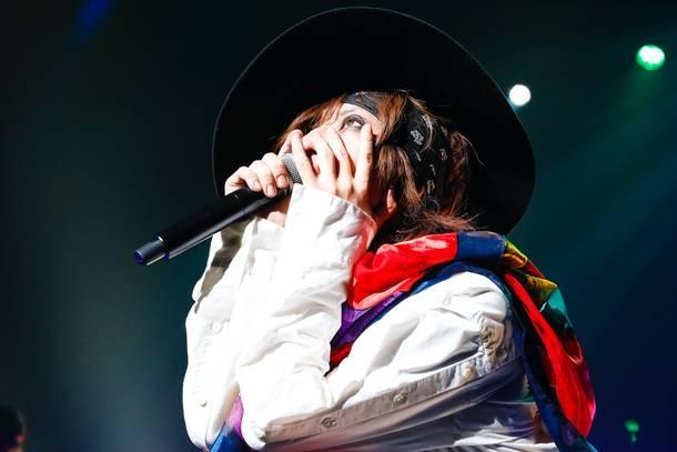 10月30日@東京・マイナビBLITZ赤坂 photo by  森好弘