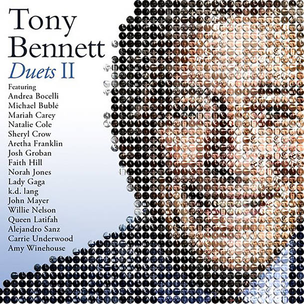 「When You Wish Upon a Star」収録アルバム『デュエッツII』/Jackie duet with Tony Bennett