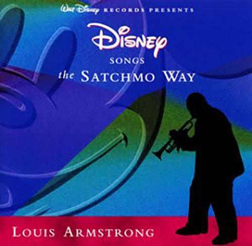 「When You Wish Upon a Star」 収録アルバム『サッチモ・シングス・ディズニー(デジタル・リマスター盤)』/Louis Armstrong