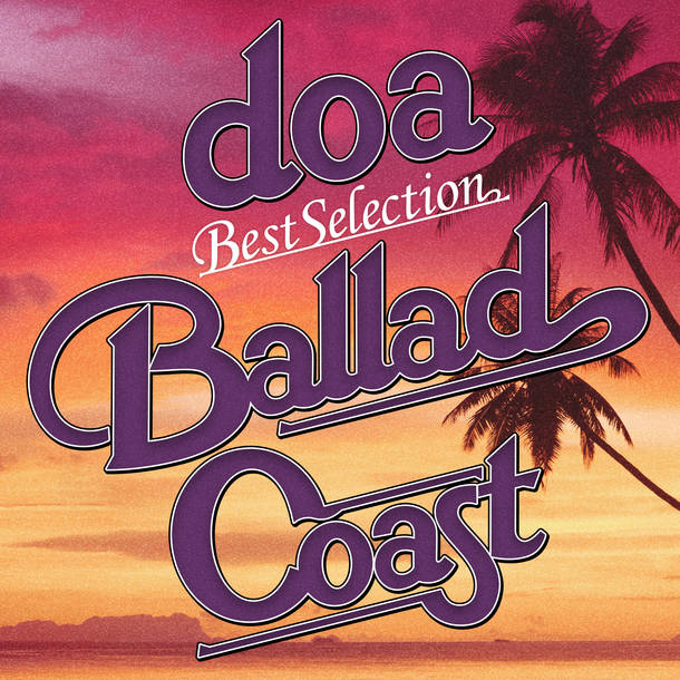 "アルバム『doa Best Selection ""BALLAD COAST""』"