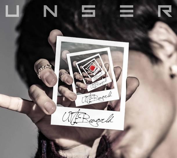 アルバム『UNSER』【初回限定盤(type-B)】(CD+DVD)