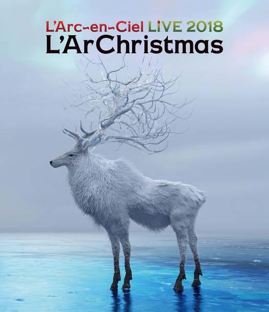 Blu-ray&DVD『LIVE 2018 L'ArChristmas』【通常盤】(BD)