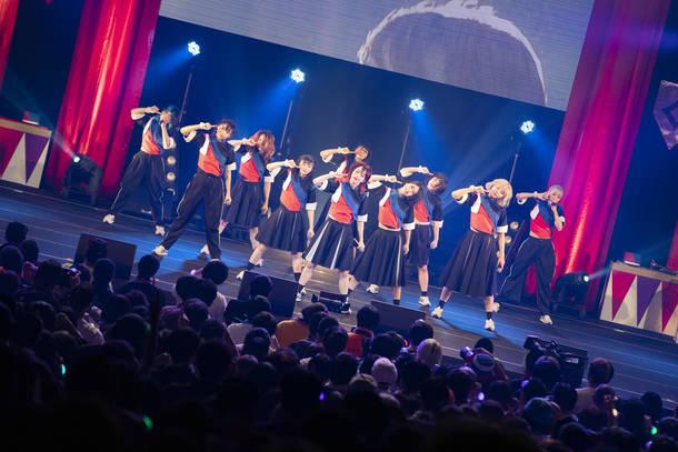 【GANG PARADE ライヴレポート】 『PARADE GOES ON TOUR』 2019年11月4日 at 中野サンプラザ
