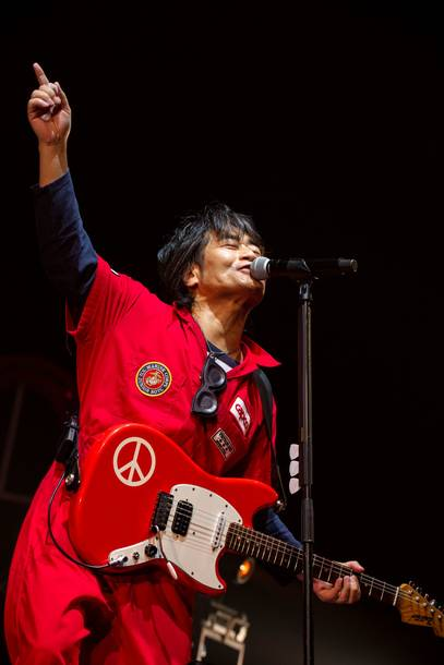 11月9日@中野サンプラザ photo by Mariko Miura