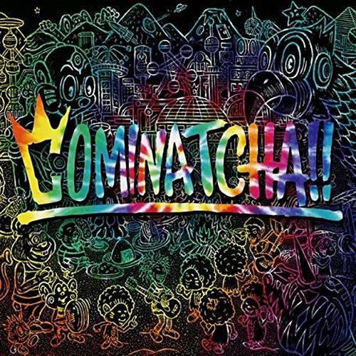 「宝物」収録アルバム『COMINATCHA!!』/WANIMA