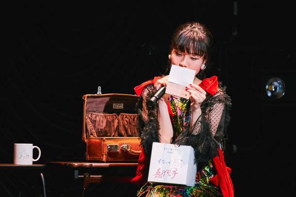 11月7日@東京キネマ倶楽部 photo by Tetsuya Yamakawa