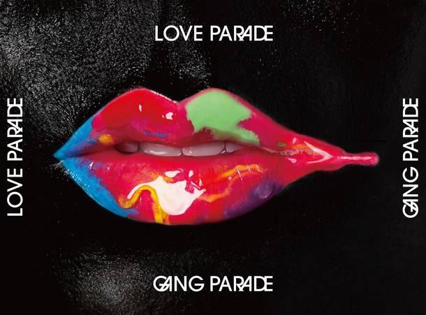 アルバム『LOVE PARADE』【初回生産限定盤(2CD+Blu-ray)】