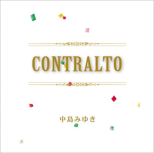 アルバム『CONTRALTO』