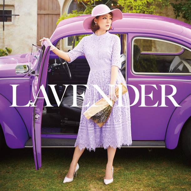 アルバム『Lavender』【初回限定盤(chayオリジナルスマホリング付きICホルダー付属)】