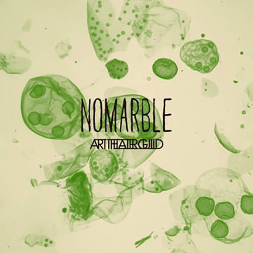 「鉄紺と黄緑」収録ミニアルバム『NO MARBLE』/ArtTheaterGuild