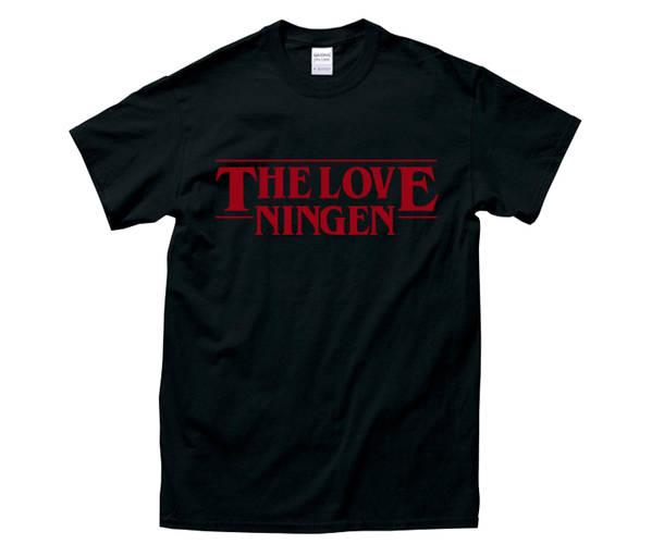 """LOVE THINGS Tシャツ""完成イメージ"