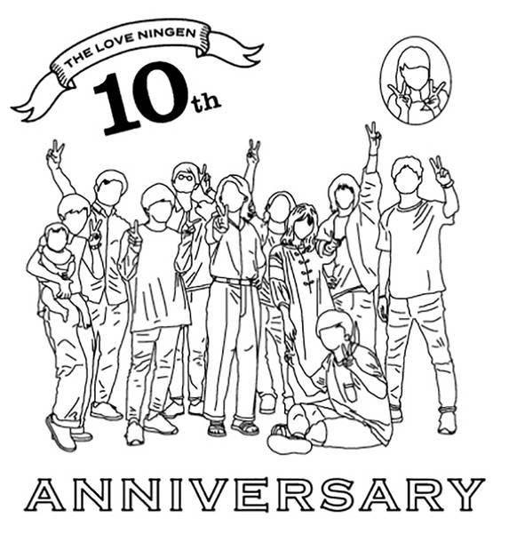 アルバム『PAST MASTERS』のジャケ写になっている写真をもとに、富田がillustratorでデザインを作成。金田がこだわってアイロン掛けをしているズボンの折り目や、シルエットだけでばっちり谷崎航大(バイオリン)だと分かるところに注目!