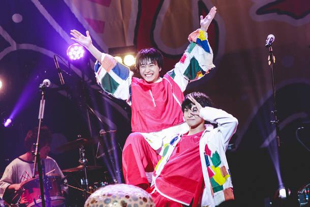 11月24日(日)@マイナビBLITZ赤坂【昼の会】 photo by 鈴木友莉