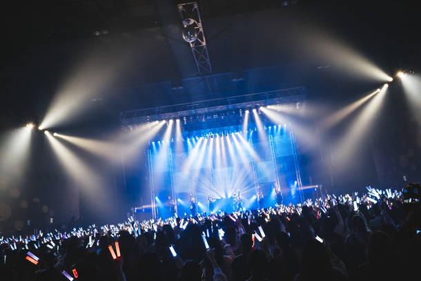 11月24日@Zepp DiverCity Tokyo