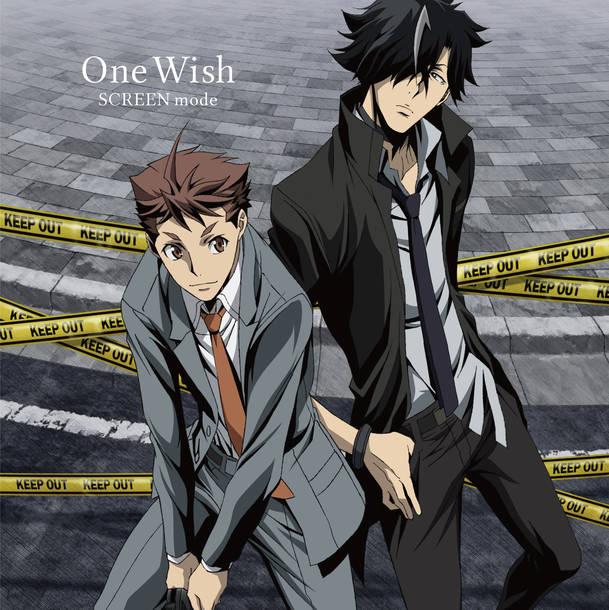 シングル「One Wish」【アニメ盤】