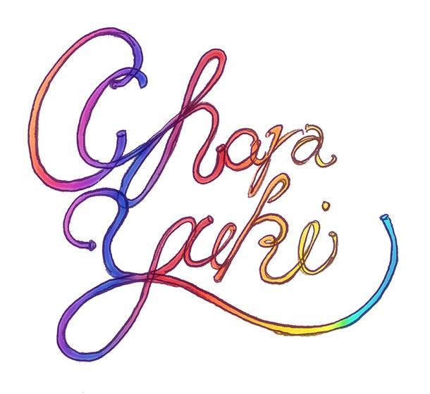 Chara+YUKI ロゴ