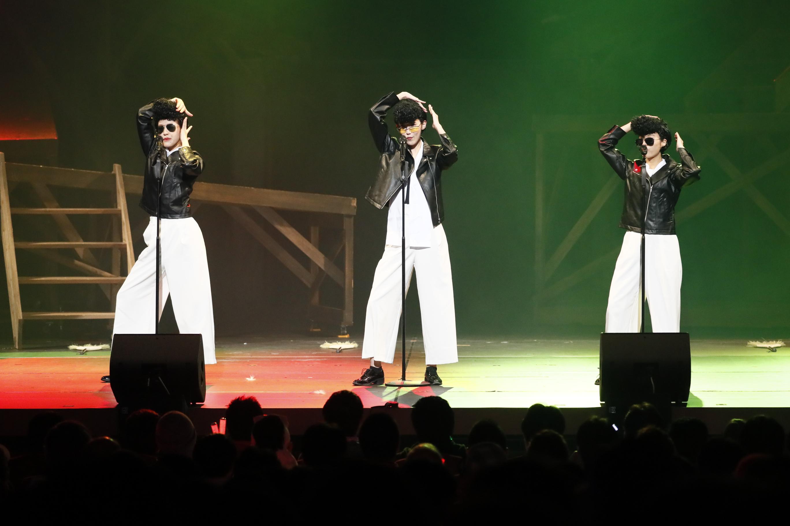 ツッパリ High School Rock'n Roll(登校編)/横浜銀蝿 春組 今田・田中菜・深川