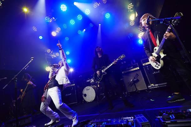 11月19日@東京・Veats Shibuya photo by  森好弘/村井香