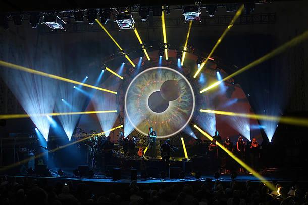 Brit Floyd ライブ写真