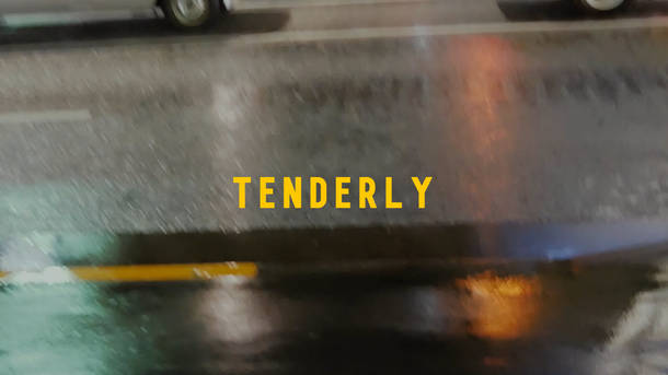 「TENDERLY feat. STTARR」MV