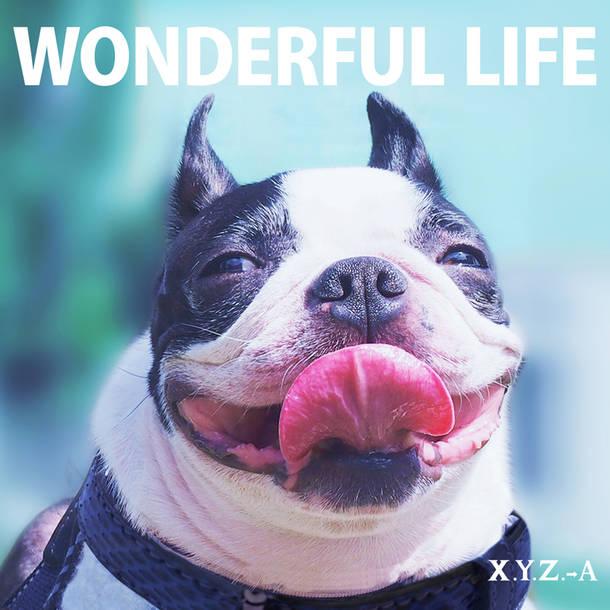 アルバム『WONDERFUL LIFE』