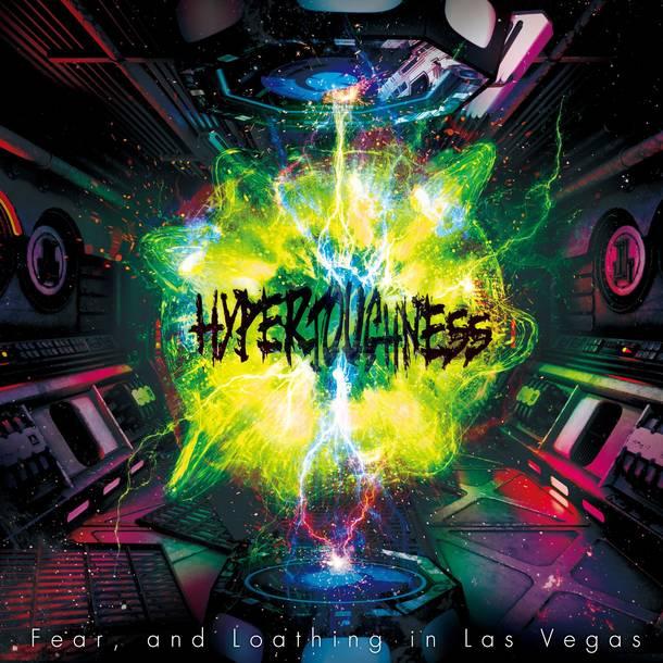アルバム『HYPERTOUGHNESS』