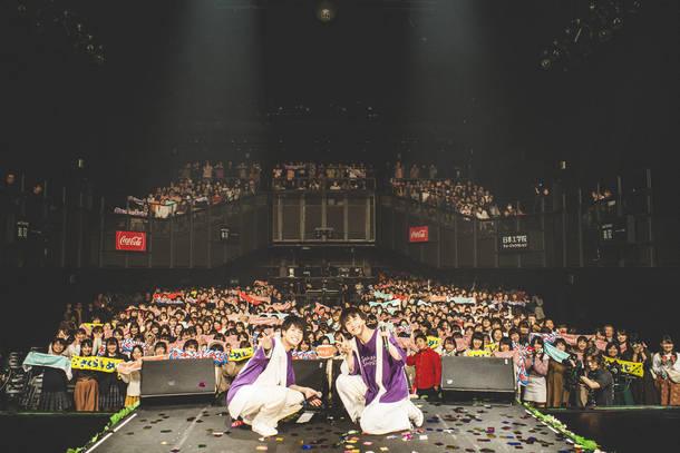 2019年11月24日 at マイナビBLITZ赤坂