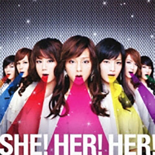 シングル「SHE! HER! HER!」/Kis-My-Ft2