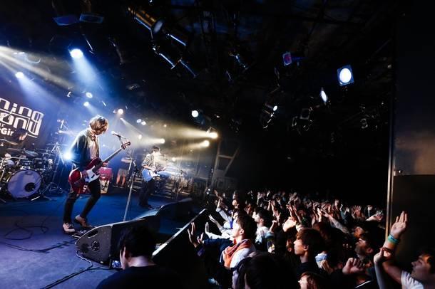 2019年11月28 日 at 渋谷CLUB QUATTRO