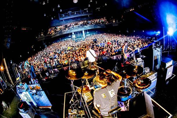 2019年11月20日 at Zepp Tokyo