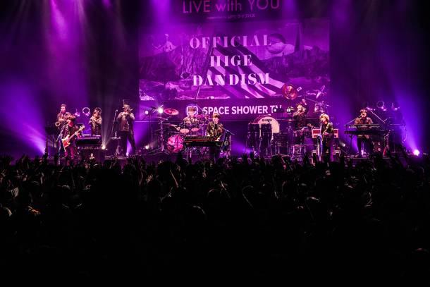 ライブ 髭 映像 男 ZAIKOで髭男のストリーミングライブ。