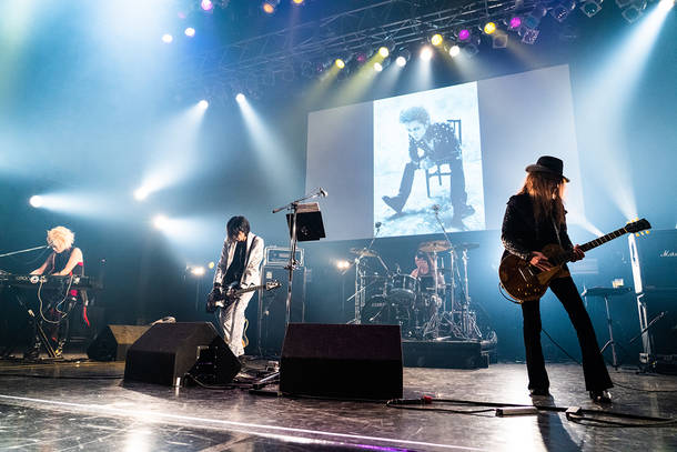 12月8日(日)@川崎CLUB CITTA'【Ra:IN】 photo by 上野宏幸/堅田ひとみ(nonfix creative)