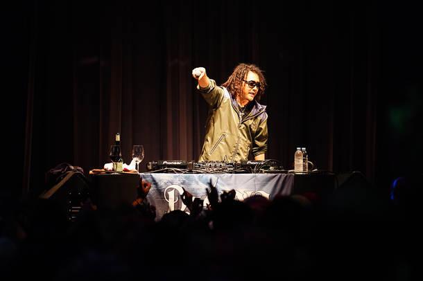 12月8日(日)@川崎CLUB CITTA'【DJ-INA】 photo by 上野宏幸/堅田ひとみ(nonfix creative)