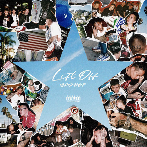 「Foreign(feat. YZERR & Tiji Jojo)」収録EP『Lift Off』/BAD HOP