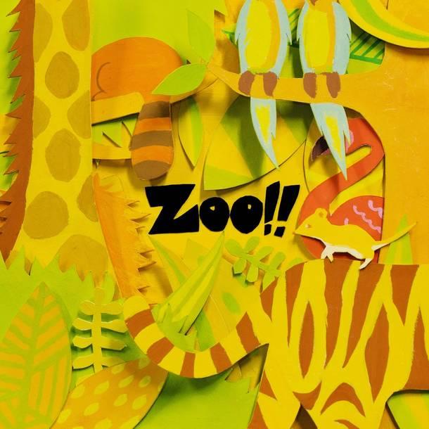 アルバム『ZOO!!』 【通常盤】(CD)