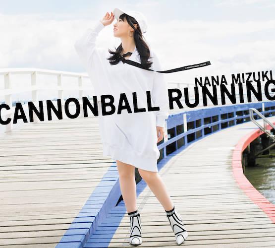 アルバム『CANNONBALL RUNING』【初回限定盤】(CD+Blu-ray)