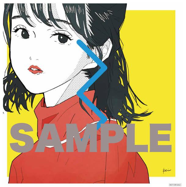 アルバム『SODA POP FANCLUB 3』購入特典:デカジャケット(通常盤絵柄)