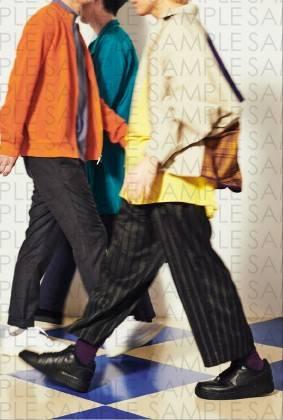 アルバム『SODA POP FANCLUB 3』購入特典:オリジナル・ポストカード