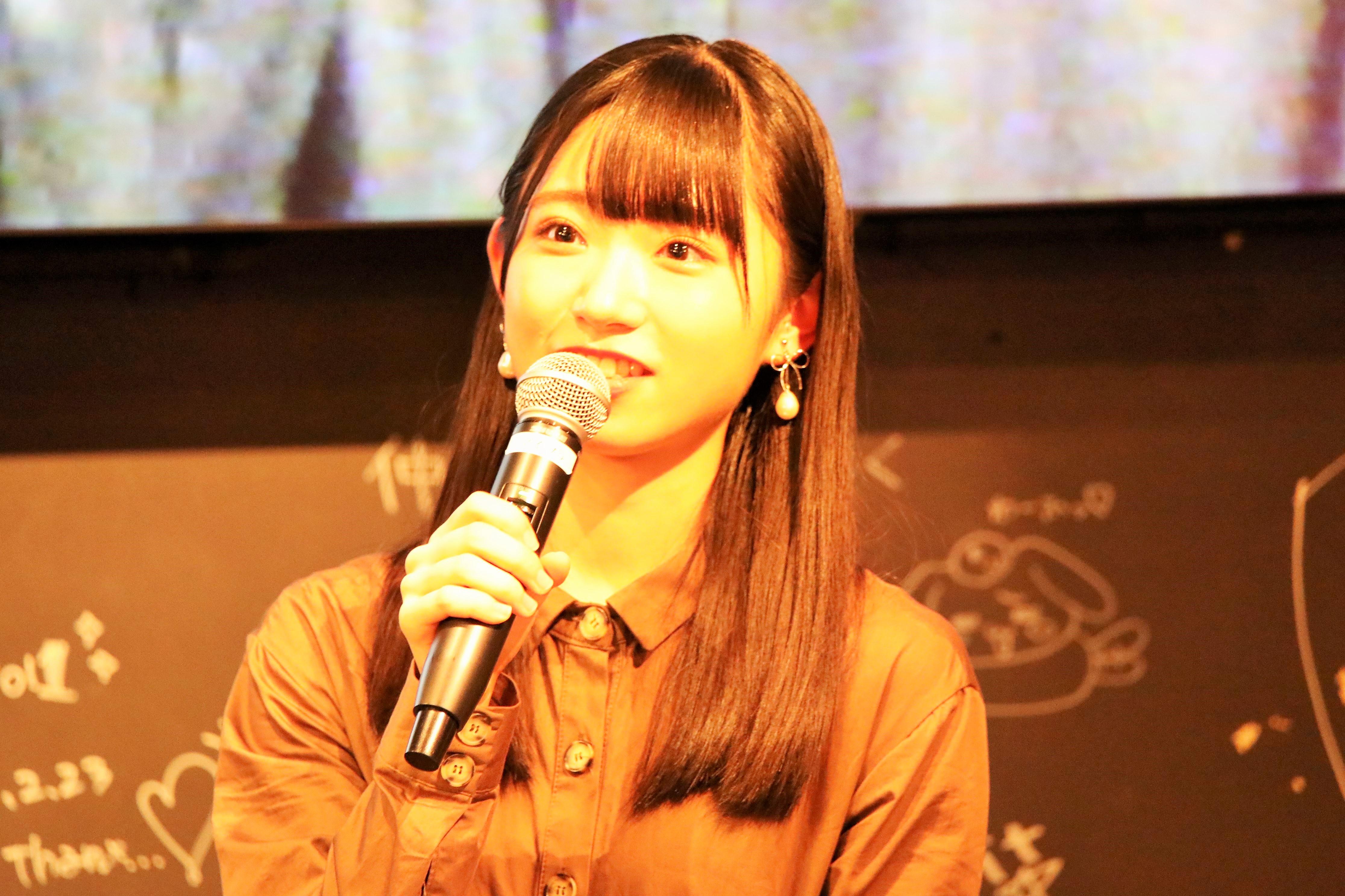 山内瑞葵「AKB48のセンターに立ちたいという想いがあります!」