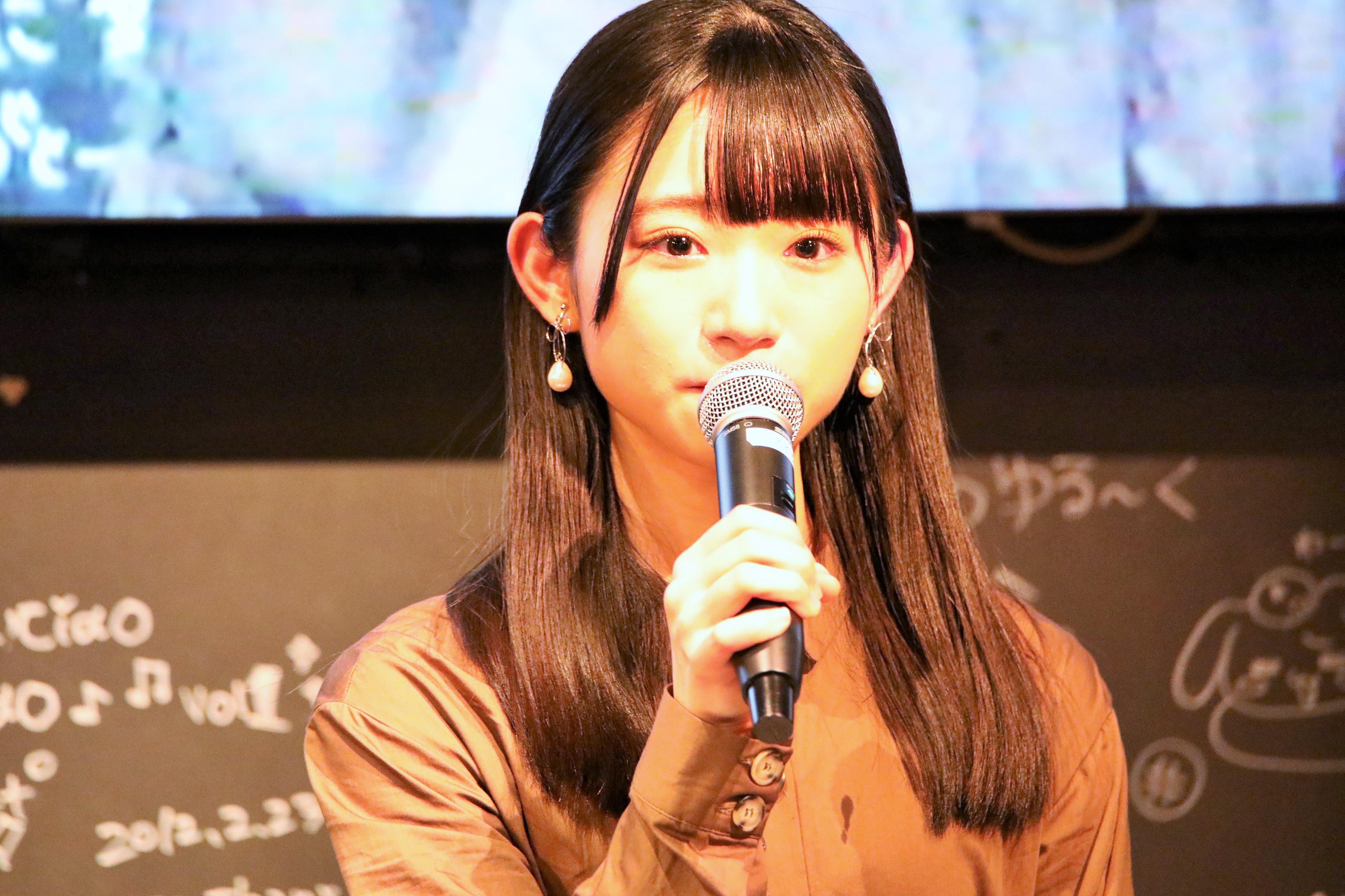 山内瑞葵「チーム4が大大大好きです!」