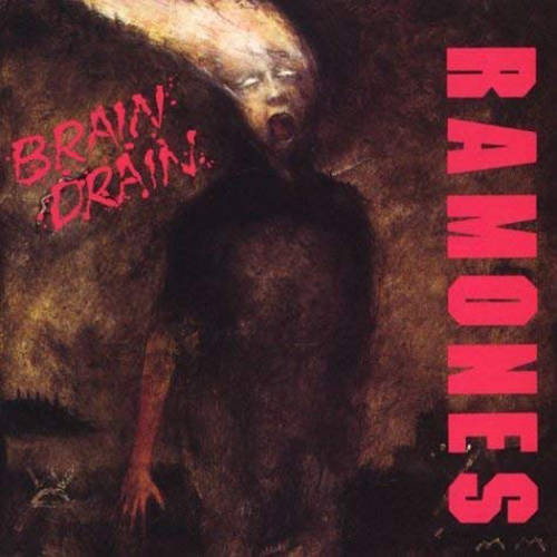 「Merry Christmas (I Don't Want To Fight Tonight)」収録アルバム『Brain Drain』/The Ramones