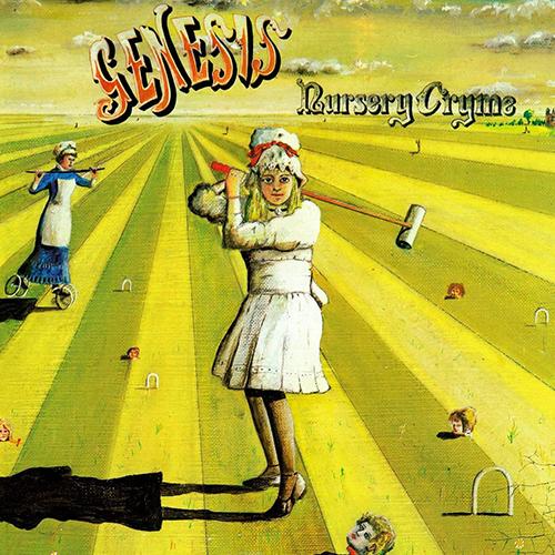 『Nursery Cryme』('71)/Genesis