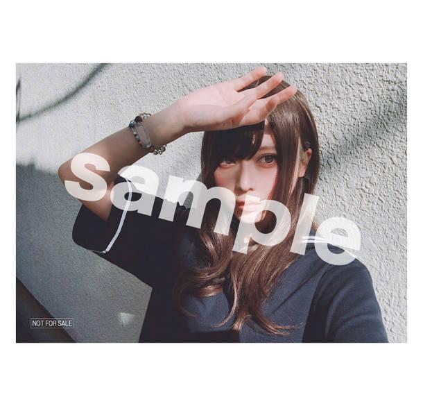 アルバム『ぷ。』先着予約・購入チェーン別オリジナル特典ブロマイド(セブンネット)