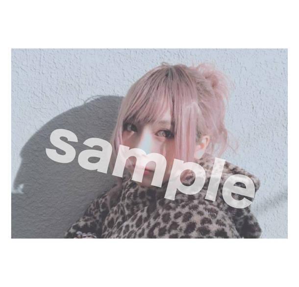 アルバム『ぷ。』先着予約・購入チェーン別オリジナル特典ポストカード(タワーレコード)