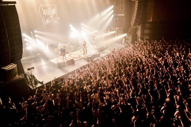 9月29日@TSUTAYA O-EAST photo by RUI HASHIMOTO(SOUND SHOOTER)