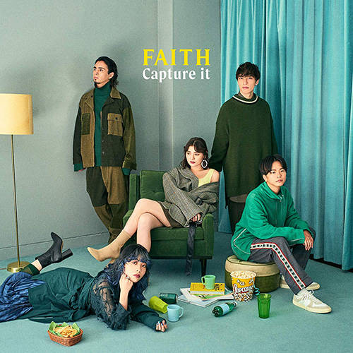 「Our State of Mind」収録アルバム『Capture it』/FAITH