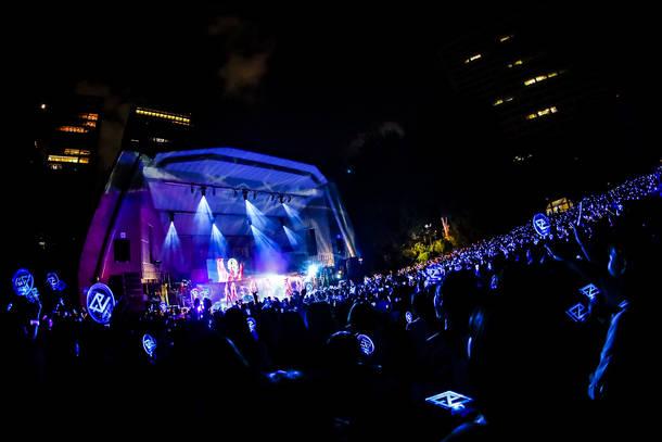 9月7日@日比谷野外大音楽堂