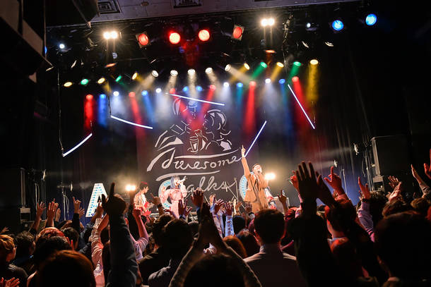 12月24日@東京・WWW X